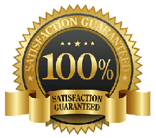 100% Satisfaction Guarantee Symbol for PC