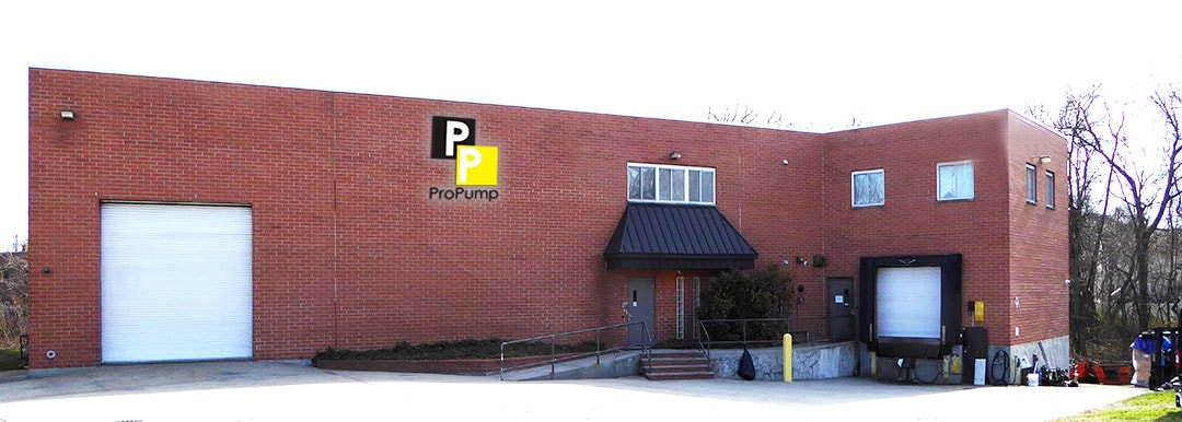 Industrial Pump Repair Service Center