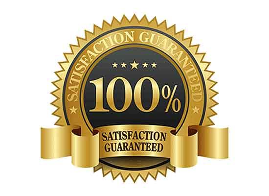Satisfaction Guaratee