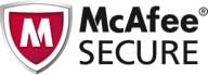 Site Security Logo McAfee